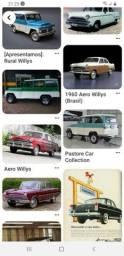 Compro carro Antigo ( parado em garagem / prescisando de reforma )