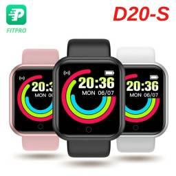 Título do anúncio: Smart watch d20s y68s original atualizado 2021  foto na tela