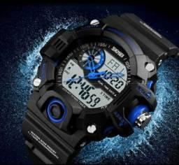 Título do anúncio: Relógio SKMEI A PROVA D'ÁGUA ORIGINAL NOVOS!