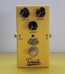 Pedal Twinote BBD Chorus p/ Guitarra