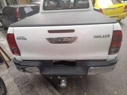 Hillux diesel mais nova do Rio
