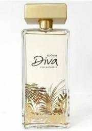 Diva por Natureza Desodorante Colônia 100ml Eudora .