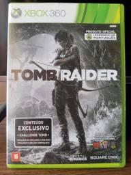 Jogo Tomb Raider Original - Xbox 360
