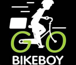 Entregador de Bike
