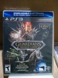 Guardians of middle-earth ps3 item para colecionador