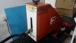 prensa térmica Chigueto MD 430 Manual 220volts