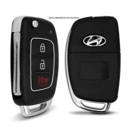 Chave Canivete Hyundai Hb20 Hb20x Hb20s 2012 2013 2014 2015