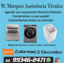 Consertos de Maquina de lavar, Lava e Seca, Lava Louças, Assistência técnica