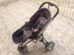 Carrinho Kiddo Compass II + bebê conforto