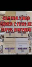 Título do anúncio: Jogos super nintendo e console