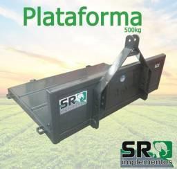 Plataforma Traseira SR
