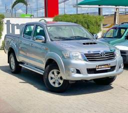 Hilux 2015 4X4 / Manual (Extra)