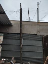 Poste de concreto