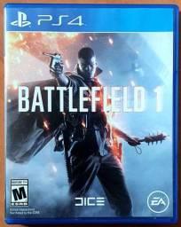Battlefield 1 - PS4 Mídia Física