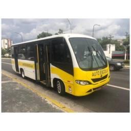micro onibus auto escola entrega 2012