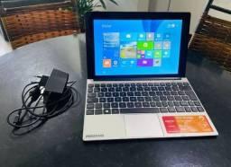 Título do anúncio: positivo duo zx3020 tablet e notebook