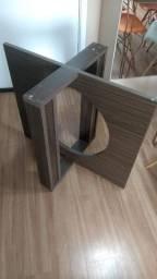 Título do anúncio: Base de mesa de vidro