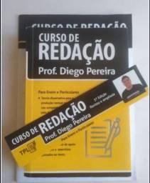 Livro Curso de Redação Prof. Diego Pereira