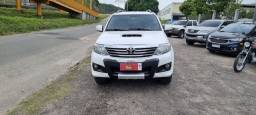 TOYOTA Hilux SRV Sw4 top 7 lugares DIESEL ano 2013