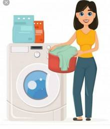 Lavo suas roupas