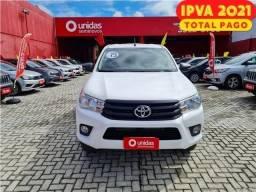 Toyota Hilux STD Power Pack  4X4 2.8 Diesel  2019 - Mecânica / baixo km