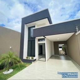 Casa 3 quartos - Balneário Meia Ponte