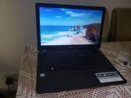 Notebook Acer i3 7a SSD c/Garantia