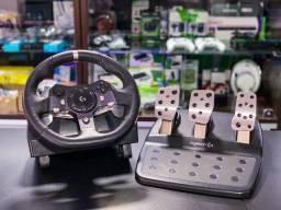 Volante Logitech® G920 Driving Force usado
