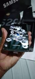 Galaxy S20 ultra 12g RAM 128gb