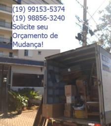 Mudanças, Transportes Residenciais - Campinas/ São Paulo