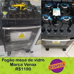 Fogão Venax