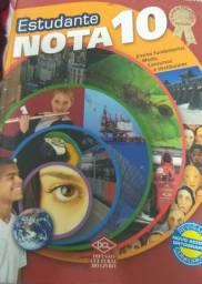 Título do anúncio: Vendo livros e dicionário