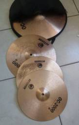 Kit de Pratos Octagon