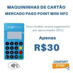 ?  Maquininhas de cartão Point Mini NFC Mercado Pago