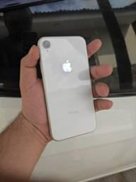 Iphone xr 64 gb conservado barato branco