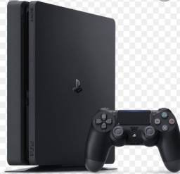 Título do anúncio: PS4 slim