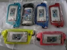 Pochete porta celular