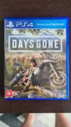 Título do anúncio: Jogo Days Gone PS4