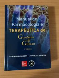 Manual de Farmacologia - Goodman