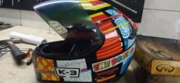 Vendo capacete k3 ( não é original )