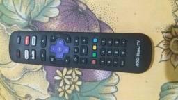 controle remoto da tv smart aoc roku