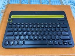 Teclado Bluetooth Logitech K480 Tablet, Pc, Smartphone
