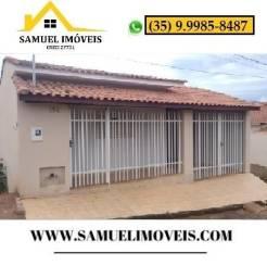 Casa com 2 quartos em Congonhal - 236
