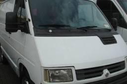 Trafik furgao 2.0 gasolina c kit gas - 1997