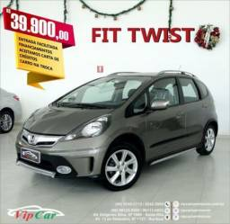 HONDA FIT 2012/2013 1.5 TWIST 16V FLEX 4P AUTOMÁTICO