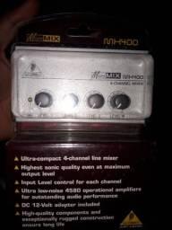 Micro mix behringer mx400