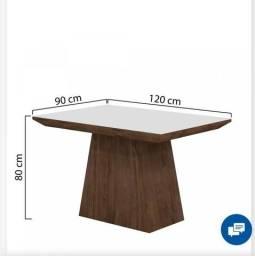Tampo de mesa sem vidro