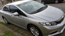 Honda Civic Sedan LXL 1.8 Flex 16V 2013 Automático - 2013