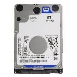 HD p/ Notebook Western Digital Blue 1TB - WD10JPVX