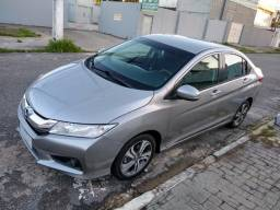 Honda City EX 1.5 CVT 2015/2015 - - 2015